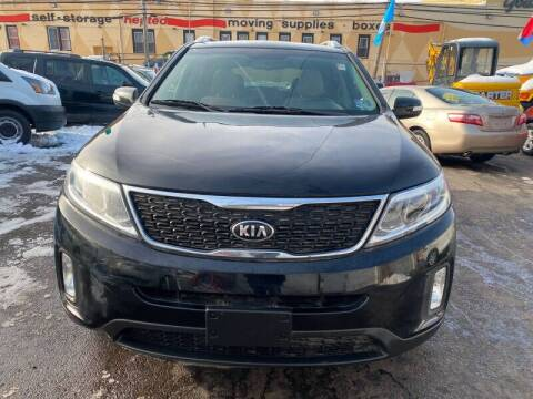 2014 Kia Sorento for sale at Deleon Mich Auto Sales in Yonkers NY