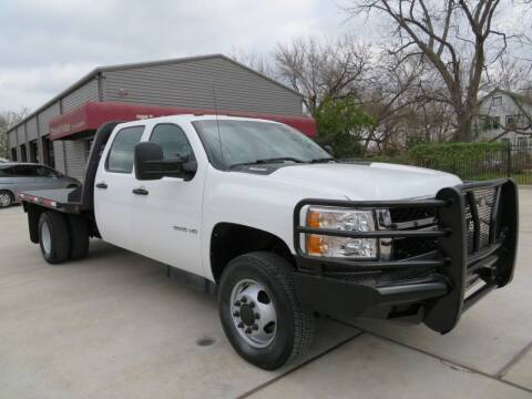 2014 Chevrolet Silverado 3500HD for sale at TIDWELL MOTOR in Houston TX