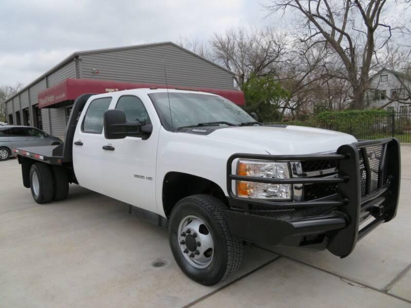 2014 Chevrolet Silverado 3500HD for sale at TIDWELL MOTOR in Houston TX