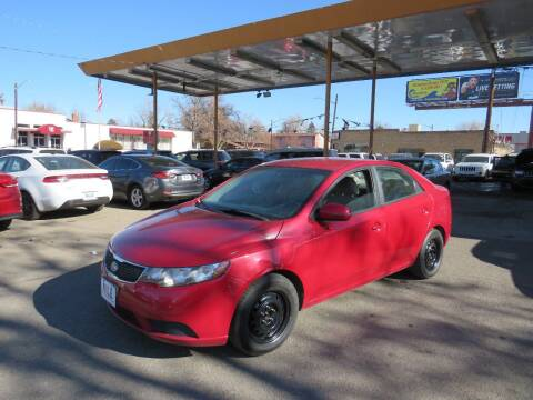 2013 Kia Forte for sale at Nile Auto Sales in Denver CO