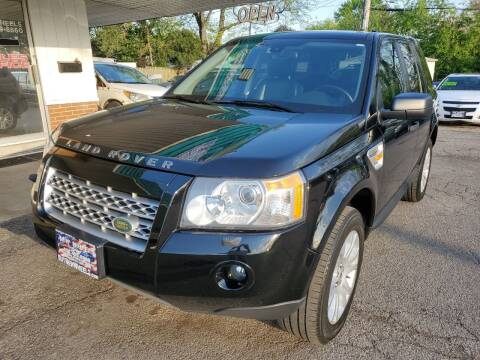 2008 Land Rover LR2 for sale at New Wheels in Glendale Heights IL