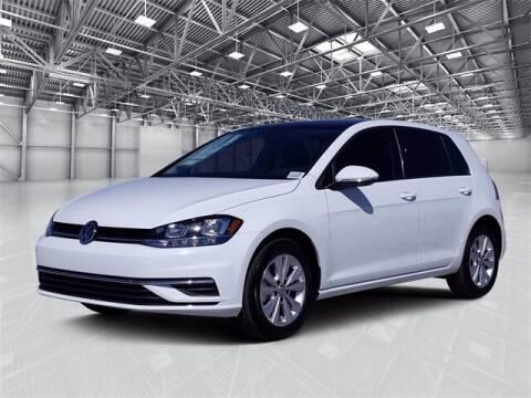 2021 Volkswagen Golf for sale at Camelback Volkswagen Subaru in Phoenix AZ