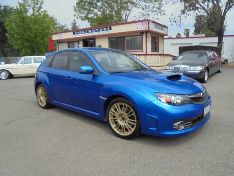 2008 Subaru Impreza for sale at Synergy Motors - Nader's Pre-owned in Santa Rosa CA