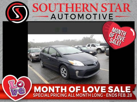 2014 Toyota Prius for sale at Southern Star Automotive, Inc. in Duluth GA