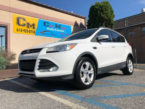 2016 Ford Escape for sale at Car Mart Auto Center II, LLC in Allentown PA