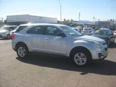 2011 Chevrolet Equinox for sale at Town and Country Motors - 1702 East Van Buren Street in Phoenix AZ