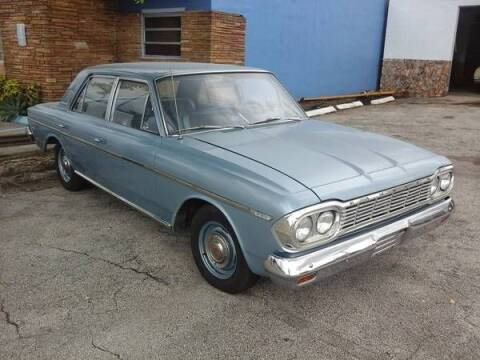 1964 AMC Rambler for sale at Haggle Me Classics in Hobart IN