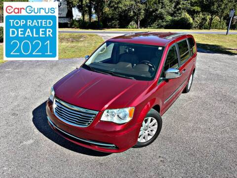 2012 Chrysler Town and Country for sale at Brothers Auto Sales of Conway in Conway SC