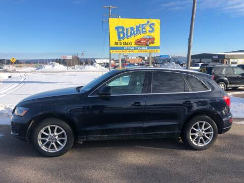 2009 Audi Q5 for sale at Blakes Auto Sales in Rice Lake WI