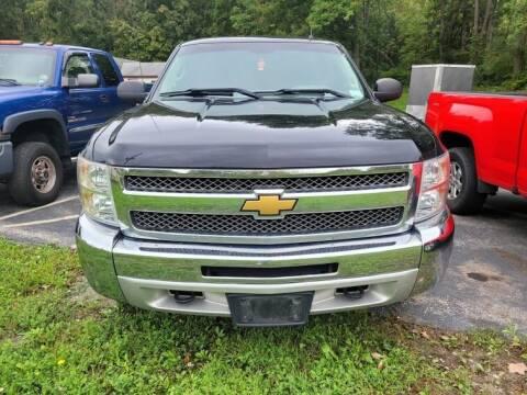 2012 Chevrolet Silverado 1500 for sale at Sussex County Auto Exchange in Wantage NJ