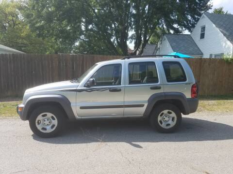 2003 Jeep Liberty for sale at REM Motors in Columbus OH