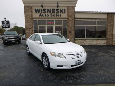 2009 Toyota Camry for sale at Wisneski Auto Sales, Inc. in Green Bay WI