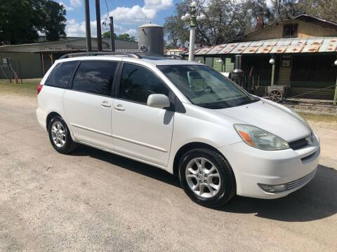 2004 Toyota Sienna for sale at OVE Car Trader Corp in Tampa FL