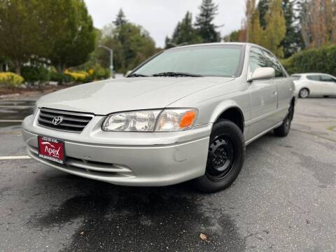 2000 Toyota Camry for sale at Apex Motors Inc. in Tacoma WA