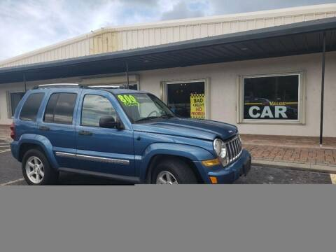 2006 Jeep Liberty for sale at My Value Car Sales in Venice FL