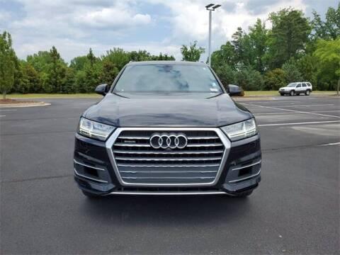 2017 Audi Q7 for sale at Southern Auto Solutions - Lou Sobh Honda in Marietta GA