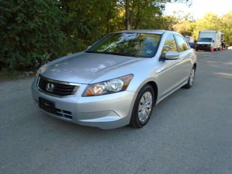 2009 Honda Accord for sale at Triangle Auto Sales in Elgin IL