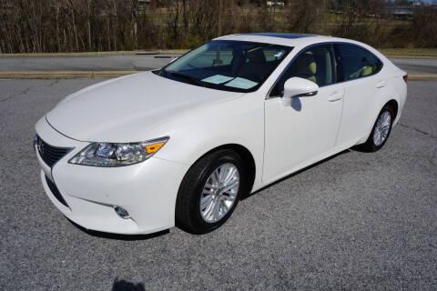 2014 Lexus ES 350 for sale at Modern Motors - Thomasville INC in Thomasville NC