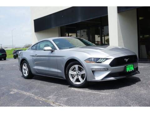 2020 Ford Mustang for sale at Douglass Automotive Group - Douglas Volkswagen in Bryan TX
