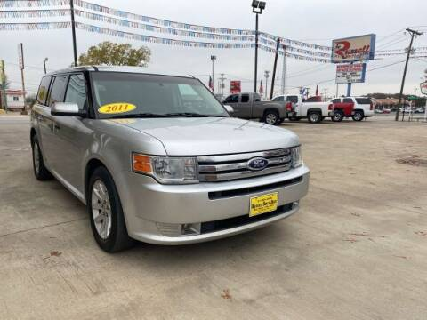 2011 Ford Flex for sale at Russell Smith Auto in Fort Worth TX