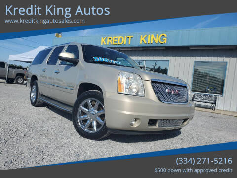 2011 GMC Yukon XL for sale at Kredit King Autos in Montgomery AL