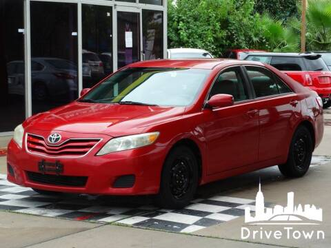 2011 Toyota Camry for sale at Drive Town in Houston TX