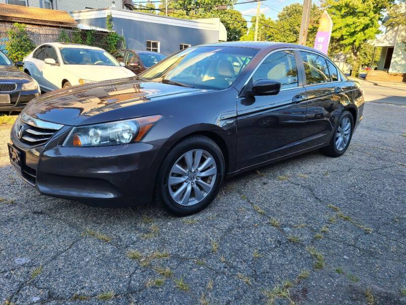 2011 Honda Accord for sale at Devaney Auto Sales & Service in East Providence RI