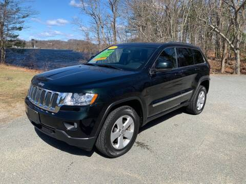 2012 Jeep Grand Cherokee for sale at Elite Pre-Owned Auto in Peabody MA