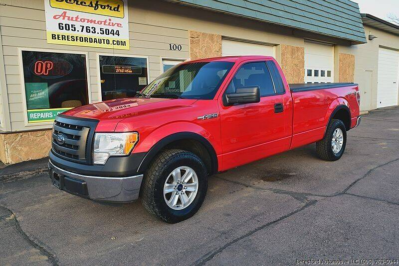 2012 Ford F-150 for sale at Beresford Automotive in Beresford SD