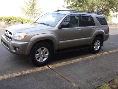 2008 Toyota 4Runner for sale at Western Auto Brokers in Lynnwood WA