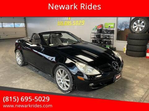 2005 Mercedes-Benz SLK for sale at Newark Rides in Newark IL