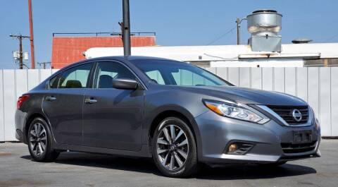 2017 Nissan Altima for sale at Kelley Autoplex in San Antonio TX