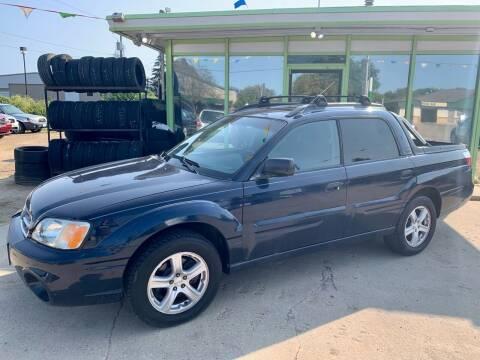 2004 Subaru Baja for sale at Super Trooper Motors in Madison WI