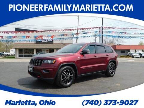 2019 Jeep Grand Cherokee for sale at Pioneer Family preowned autos in Williamstown WV
