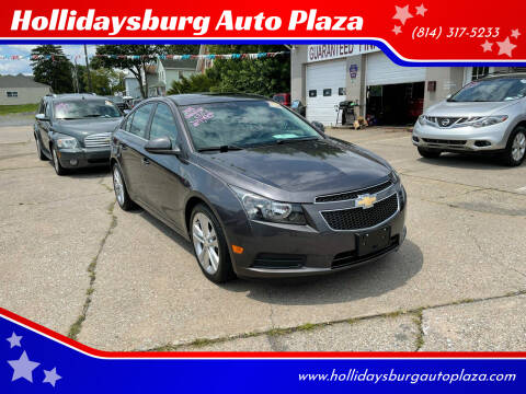 2011 Chevrolet Cruze for sale at Hollidaysburg Auto Plaza in Hollidaysburg PA