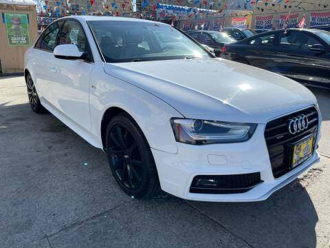 2014 Audi A4 for sale at Elite Automall Inc in Ridgewood NY