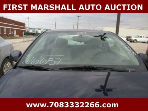 2009 Chevrolet Cobalt for sale at First Marshall Auto Auction in Harvey IL