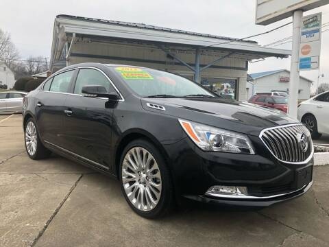 2015 Buick LaCrosse for sale at Ancil Reynolds Used Cars Inc. in Campbellsville KY