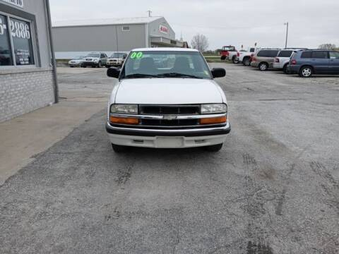 2000 Chevrolet S-10 for sale at 69 Auto Sales LLC in Excelsior Springs MO