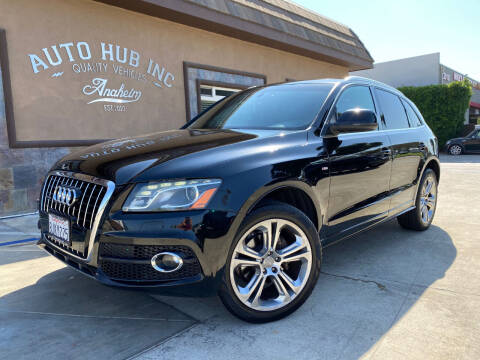 2009 Audi Q5 for sale at Auto Hub, Inc. in Anaheim CA