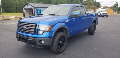 2012 Ford F-150 for sale at Elite Auto Brokers in Lenoir NC