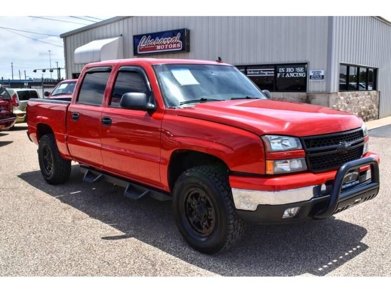 2007 Chevrolet Silverado 1500 Classic for sale at Chaparral Motors in Lubbock TX
