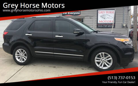 2013 Ford Explorer for sale at Grey Horse Motors in Hamilton OH