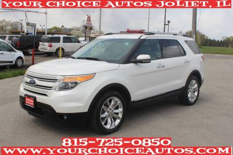 2012 Ford Explorer for sale at Your Choice Autos - Joliet in Joliet IL