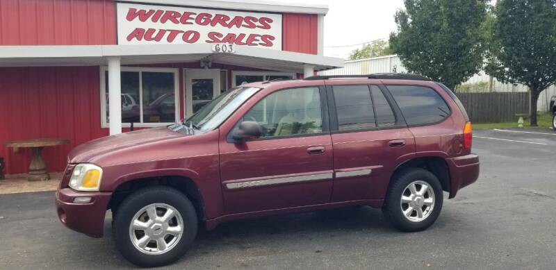 2005 GMC Envoy for sale at WIREGRASS AUTO SALES in Dothan AL