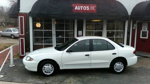 2005 Chevrolet Cavalier for sale at Autos Inc in Topeka KS