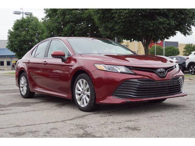 2020 Toyota Camry for sale in Broken Arrow, OK