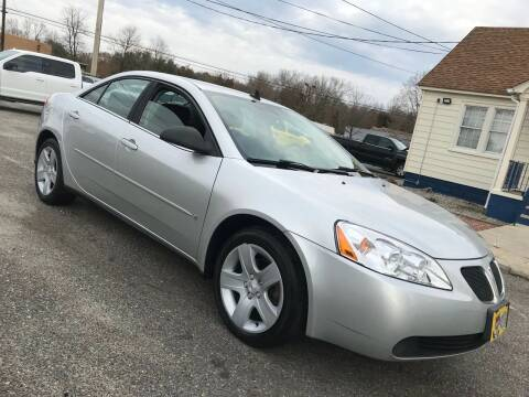 2009 Pontiac G6 for sale at New Wave Auto of Vineland in Vineland NJ