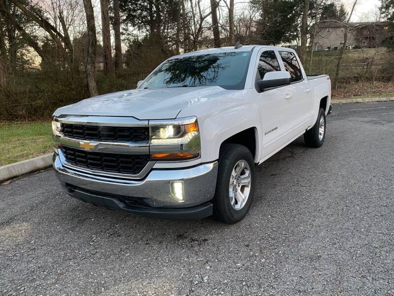 2016 Chevrolet Silverado 1500 for sale at Unique Auto Sales in Knoxville TN
