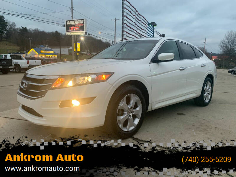 2012 Honda Crosstour for sale at Ankrom Auto in Cambridge OH
